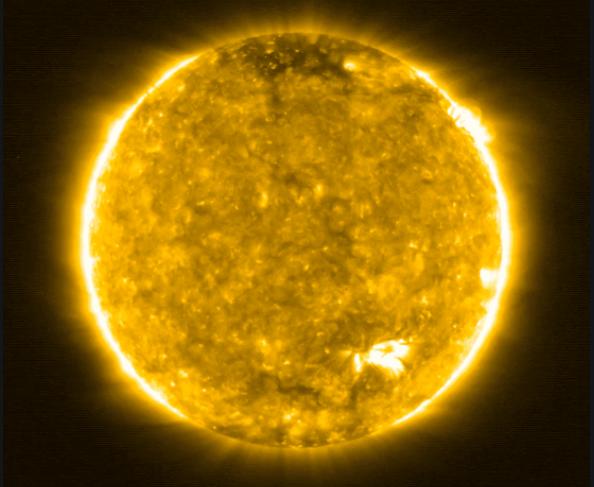 closest sun